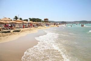 çeşme plajı